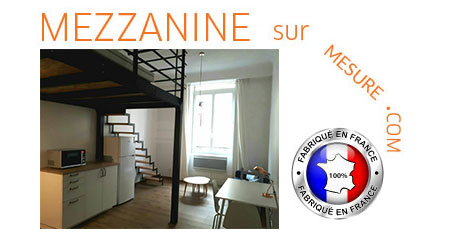 votre mezzanine sur mesure. Black Bedroom Furniture Sets. Home Design Ideas