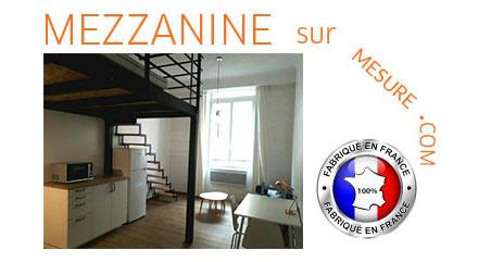 Mezzaninesurmesure.com : Votre Mezzanine Sur Mesure, Livrée En Kit.